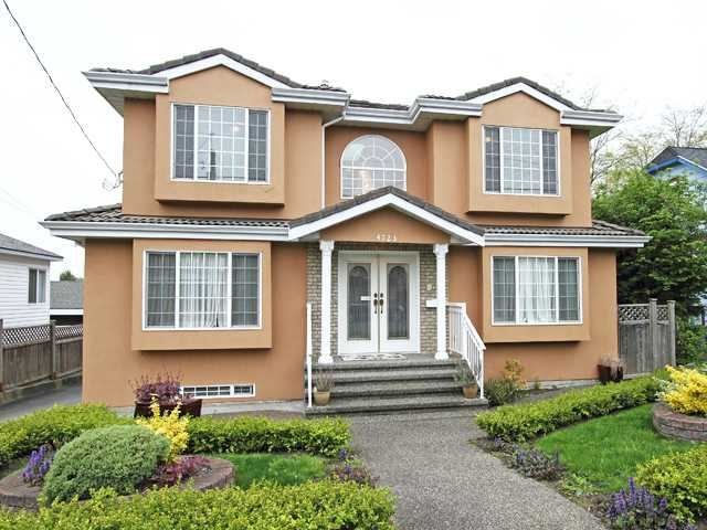 Main Photo: 4723 MOSS Street in Vancouver: Collingwood VE House for sale (Vancouver East)  : MLS® # V891321