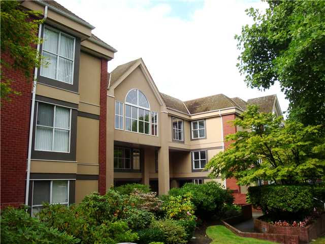 "Main Photo: 204 5635 PATTERSON Avenue in Burnaby: Central Park BS Condo for sale in ""SHEFFIELD COURT"" (Burnaby South)  : MLS®# V910370"