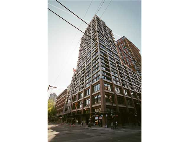 Main Photo: # 1807 108 W CORDOVA ST in Vancouver: Downtown VW Condo for sale (Vancouver West)  : MLS® # V894083