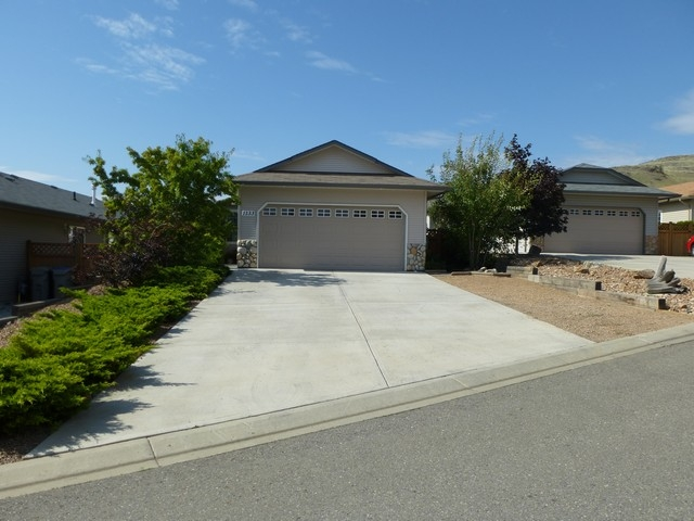Main Photo: 1133 Raven Drive in Kamloops: House for sale : MLS® # 111225