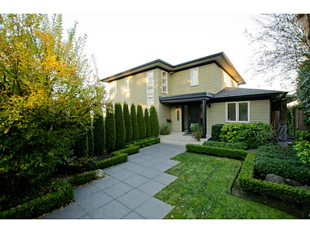Main Photo: 4846 PUGET Drive in Vancouver: Quilchena House for sale (Vancouver West)  : MLS® # V1039089