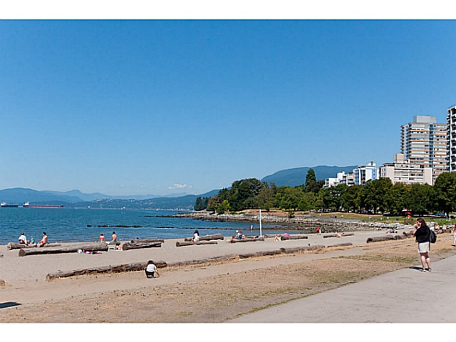 "Photo 20: 16 1861 BEACH Avenue in Vancouver: West End VW Condo for sale in ""Sylvia Tower"" (Vancouver West)  : MLS(r) # V1068399"
