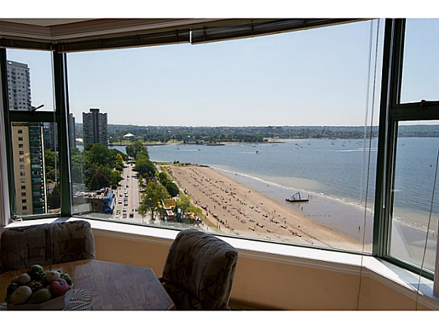 "Photo 10: 16 1861 BEACH Avenue in Vancouver: West End VW Condo for sale in ""Sylvia Tower"" (Vancouver West)  : MLS(r) # V1068399"