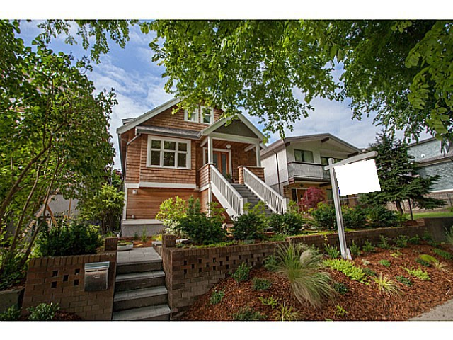 Main Photo: 288 E 23RD Avenue in Vancouver: Main House for sale (Vancouver East)  : MLS® # V1070496
