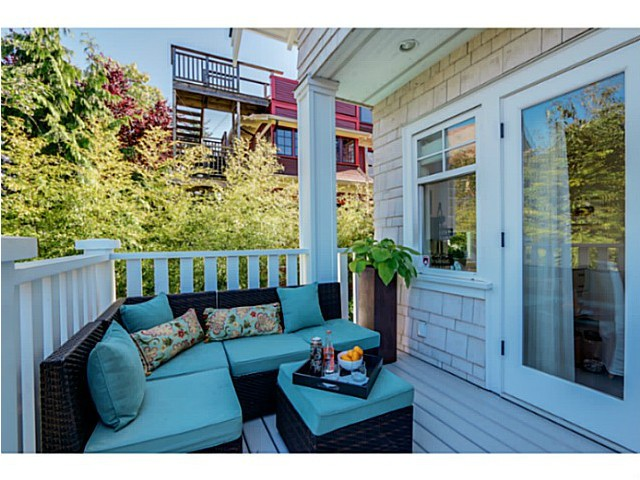 Photo 12: 1760 BLENHEIM Street in Vancouver: Kitsilano House for sale (Vancouver West)  : MLS® # V1092842