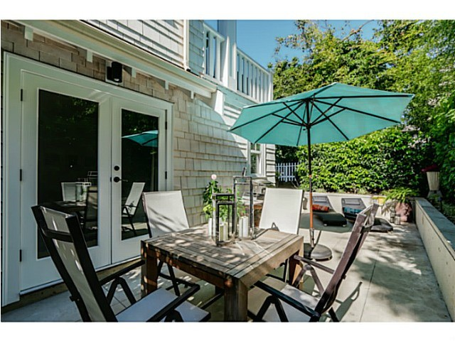 Photo 11: 1760 BLENHEIM Street in Vancouver: Kitsilano House for sale (Vancouver West)  : MLS® # V1092842