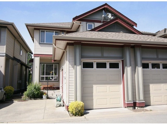 "Main Photo: 6 15168 66A Avenue in Surrey: East Newton Townhouse for sale in ""Porter's Cove"" : MLS® # F1428816"