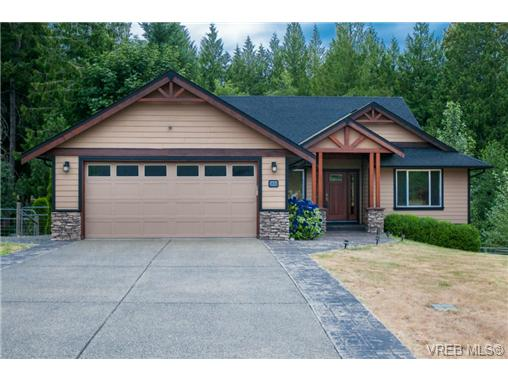 Main Photo: 2602 Treit Road in SHAWNIGAN LAKE: ML Shawnigan Lake Single Family Detached for sale (Malahat & Area)  : MLS® # 353715