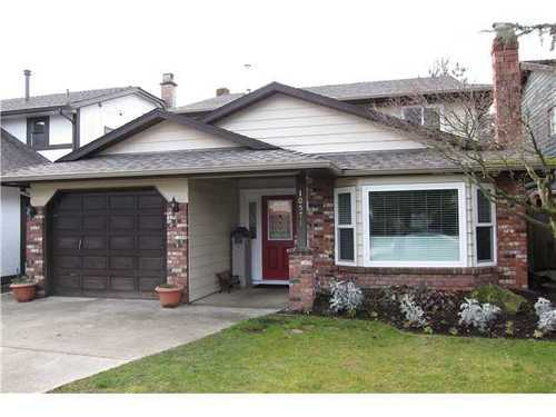 Main Photo: 10571 GAUNT Court in Richmond: Steveston North Home for sale ()  : MLS(r) # V932637