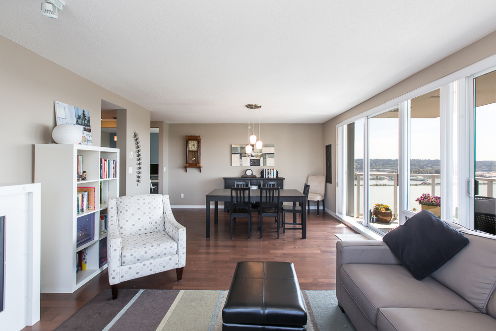 "Photo 9: 1806 39 SIXTH Street in New Westminster: Downtown NW Condo for sale in ""QUANTUM"" : MLS(r) # R2074909"