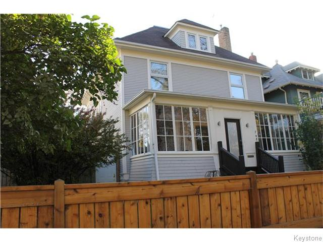 FEATURED LISTING: 748 Westminster Avenue Winnipeg