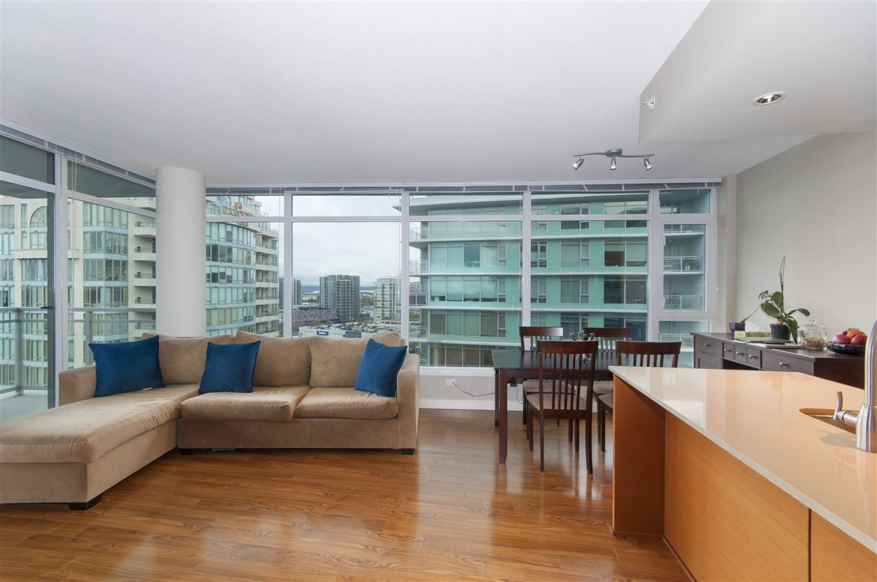 "Photo 4: 1503 7371 WESTMINSTER Highway in Richmond: Brighouse Condo for sale in ""Lotus"" : MLS® # R2135677"