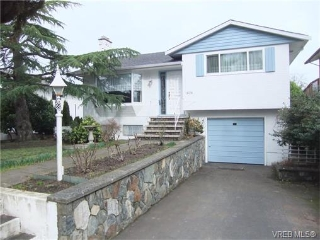 Main Photo: 1606 Hawthorne Street in VICTORIA: SE Gordon Head Single Family Detached for sale (Saanich East)  : MLS® # 374412
