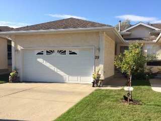 Main Photo: 39 14428 MILLER Boulevard in Edmonton: Zone 02 House Half Duplex for sale : MLS(r) # E4052299