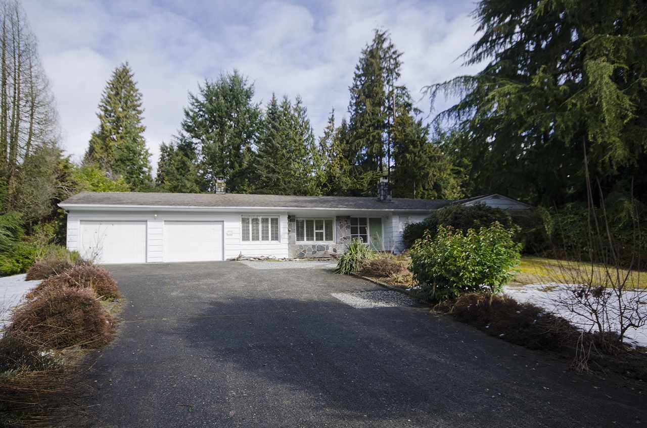 Main Photo: 545 MATHERS Avenue in West Vancouver: British Properties House for sale : MLS(r) # R2144340