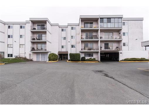 Main Photo: 109 3225 Eldon Place in VICTORIA: SW Rudd Park Condo Apartment for sale (Saanich West)  : MLS® # 375209