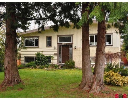Main Photo: 15794 TULIP Drive in South Surrey White Rock: Home for sale : MLS® # F2906792