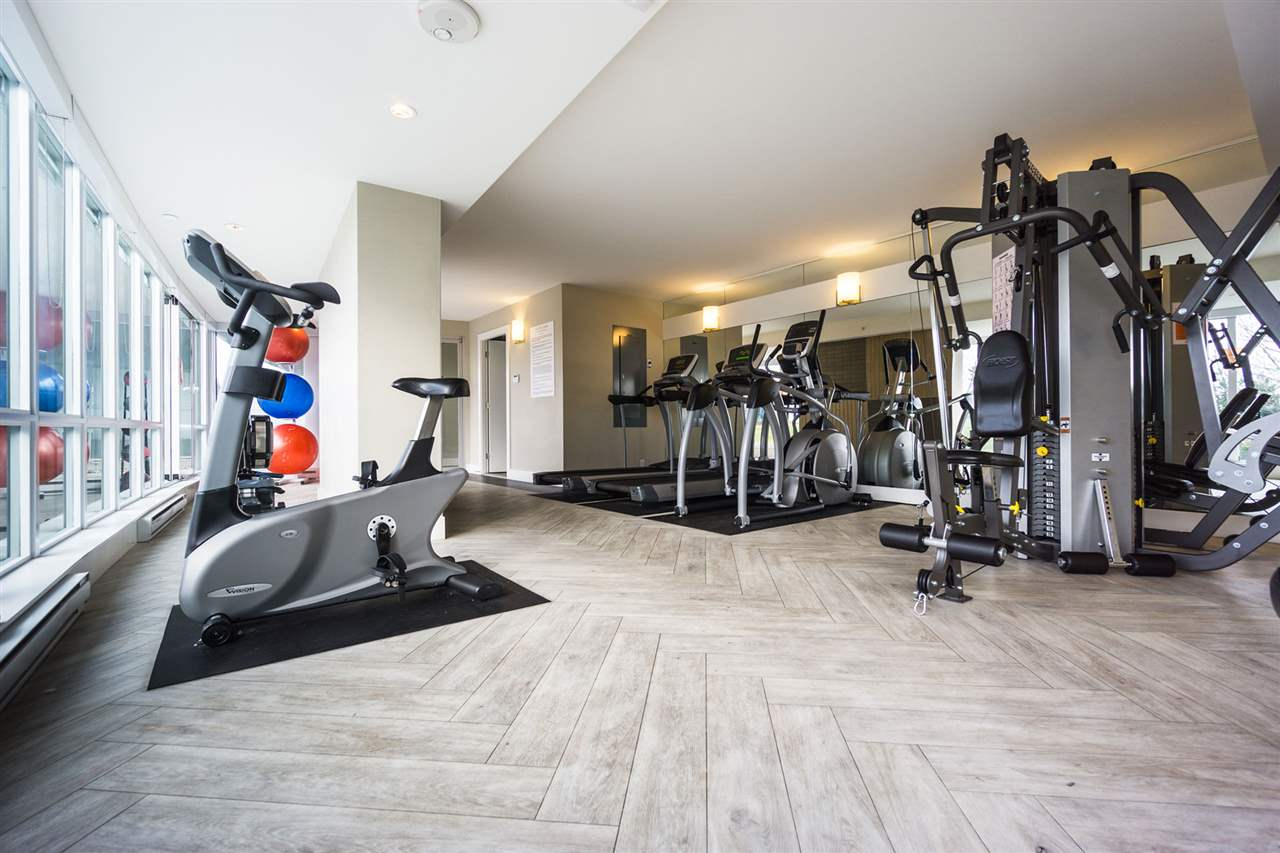 Live in Luxury at Aviara - Professional level gym with open windows, fan, and washroom. Wide assortments of machines for any type of routine