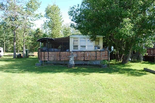 Main Photo: 357 Lakeshore Drive: Rural Lac Ste. Anne County Manufactured Home for sale : MLS(r) # E4069963