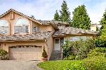 "Main Photo: A 437 BROMLEY Street in Coquitlam: Coquitlam East Townhouse for sale in ""Southview Estates"" : MLS(r) # R2180695"