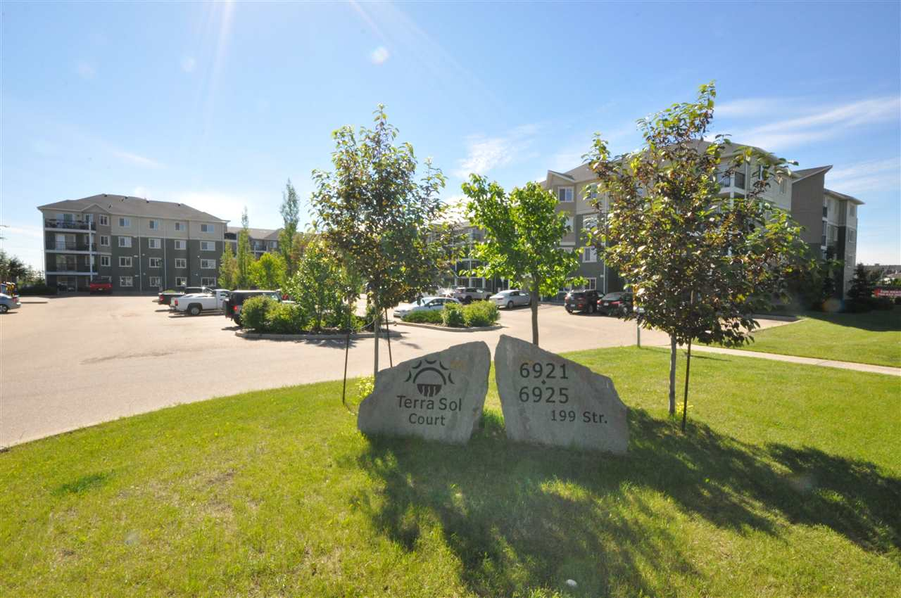 Main Photo: 301 6925 199 Street in Edmonton: Zone 58 Condo for sale : MLS(r) # E4070414