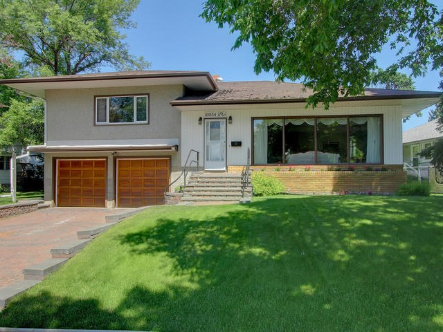 Main Photo: 10934 110 Avenue in Edmonton: Zone 08 House for sale : MLS® # E4071152