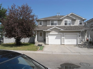 Main Photo: 54 14603 MILLER Boulevard in Edmonton: Zone 02 House Half Duplex for sale : MLS(r) # E4071898