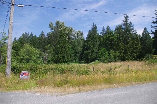 Main Photo: LOT F MORRISETTE Place in Maple Ridge: Thornhill MR Home for sale : MLS® # R2186693