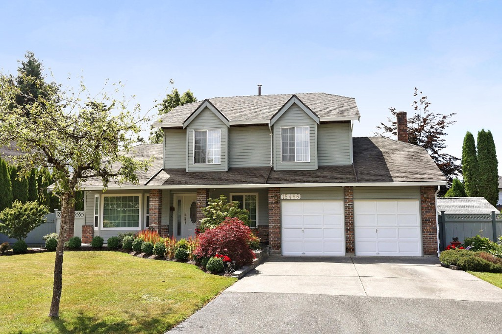 "Main Photo: 15466 KILMORE Place in Surrey: Sullivan Station House for sale in ""Sullivan Station"" : MLS® # R2186740"