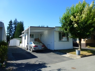 "Main Photo: 141 3665 244 Street in Langley: Otter District Manufactured Home for sale in ""LANGLEY GROVE ESTATES"" : MLS(r) # R2190919"