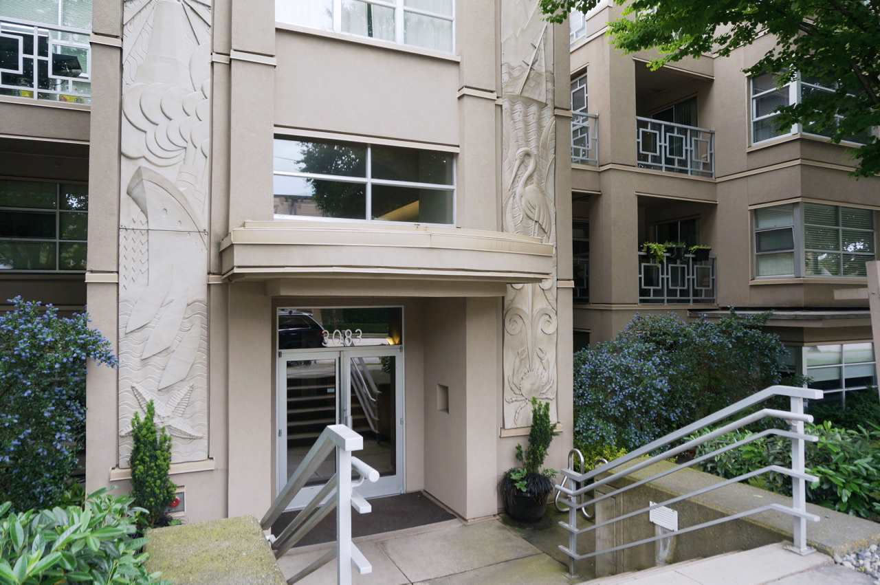 Main Photo: 202 3083 W 4TH AVENUE in Vancouver: Kitsilano Condo for sale (Vancouver West)  : MLS® # R2179247