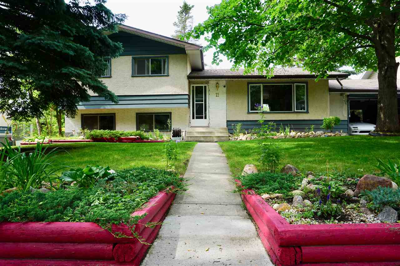 Main Photo: 11 SYLVAN Drive: St. Albert House for sale : MLS® # E4075738