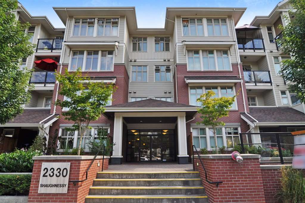 "Main Photo: 405 2330 SHAUGHNESSY Street in Port Coquitlam: Central Pt Coquitlam Condo for sale in ""AVANTI ON SHAUGHNESSY"" : MLS® # R2197186"