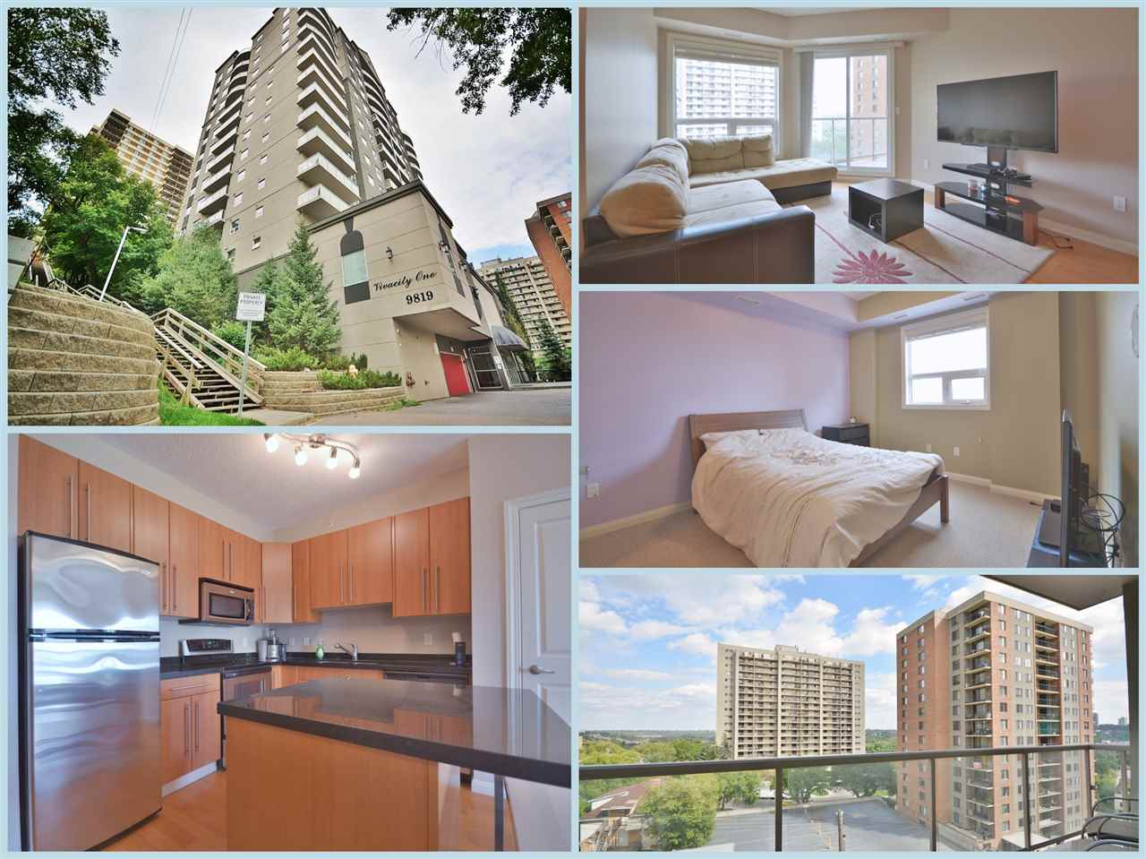 Main Photo: 202 9819 104 Street in Edmonton: Zone 12 Condo for sale : MLS® # E4079056