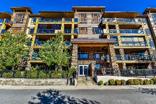 "Main Photo: 111 8258 207A Street in Langley: Willoughby Heights Condo for sale in ""YORKSON CREEK"" : MLS®# R2200627"
