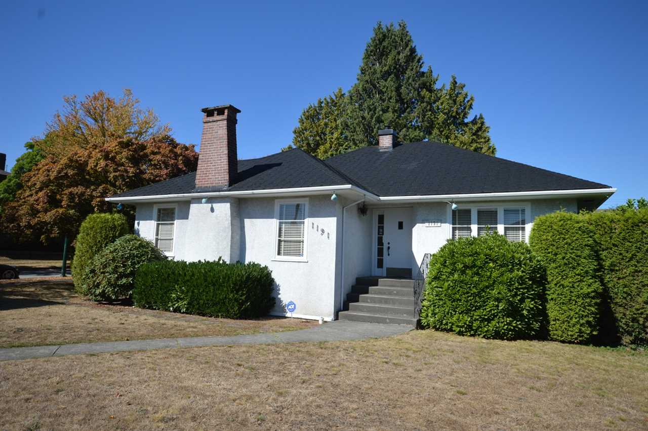 Main Photo: 1191 W 41ST Avenue in Vancouver: Shaughnessy House for sale (Vancouver West)  : MLS®# R2206429