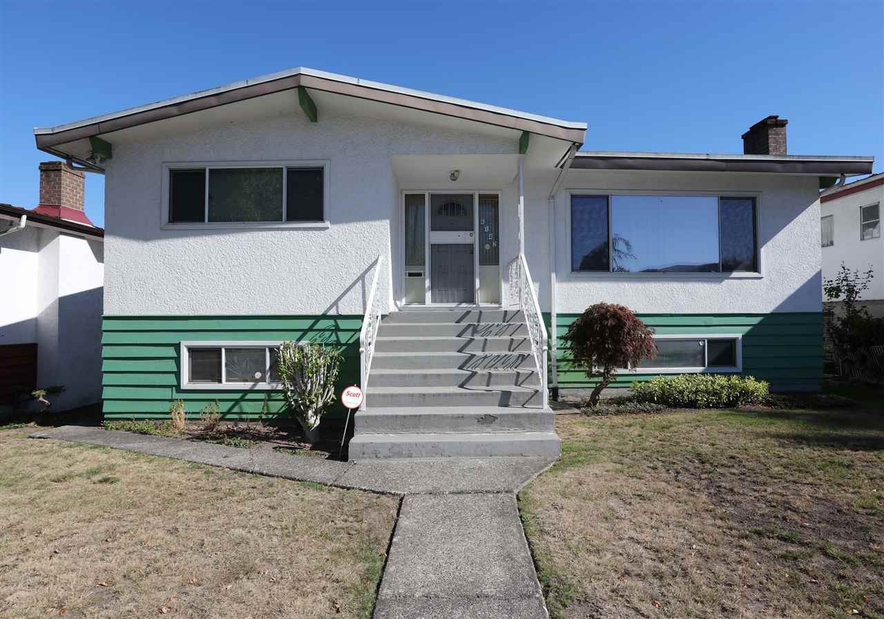 Main Photo: 6142 KNIGHT Street in Vancouver: Knight House for sale (Vancouver East)  : MLS® # R2210456