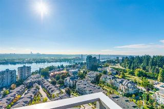 "Main Photo: 2505 271 FRANCIS Way in New Westminster: Fraserview NW Condo for sale in ""Parkside"" : MLS® # R2214239"