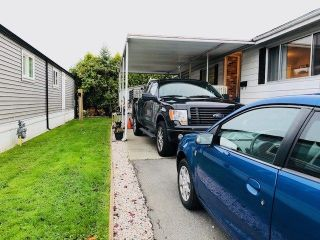 "Main Photo: 151 1840 160 Street in Surrey: King George Corridor Manufactured Home for sale in ""Breakaway Bays"" (South Surrey White Rock)  : MLS® # R2215646"