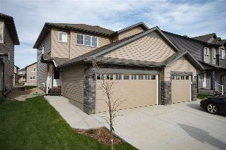 Main Photo:  in Edmonton: Zone 30 House Half Duplex for sale : MLS® # E4086273