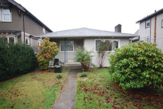 Main Photo: 527 E 28TH Avenue in Vancouver: Fraser VE House for sale (Vancouver East)  : MLS®# R2223636