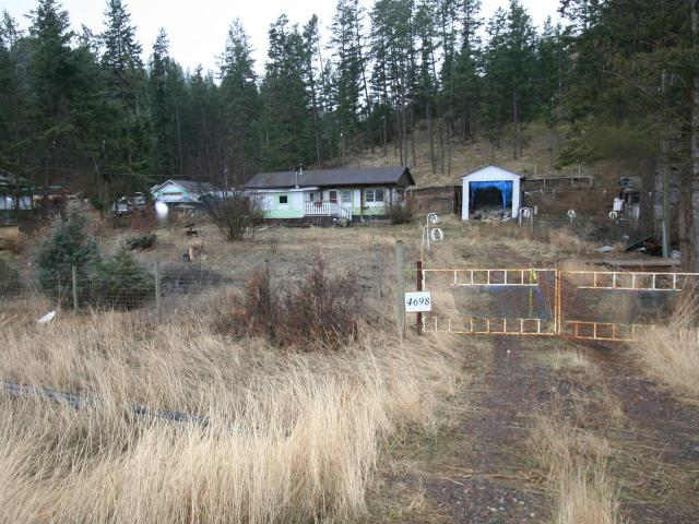 Main Photo: 4698 KAMLOOPS VERNON HIGHWAY in : Monte Lake/Westwold Manufactured Home/Prefab for sale (Kamloops)  : MLS® # 143647