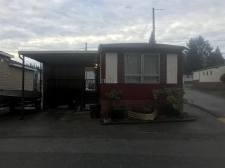 "Main Photo: 21 8266 KING GEORGE Boulevard in Surrey: West Newton Manufactured Home for sale in ""Plaza"" : MLS® # R2230160"