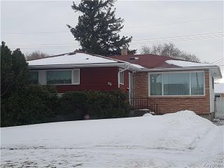 Main Photo: 96 Gilia Drive in Winnipeg: Garden City Residential for sale (4G)  : MLS® # 1802323