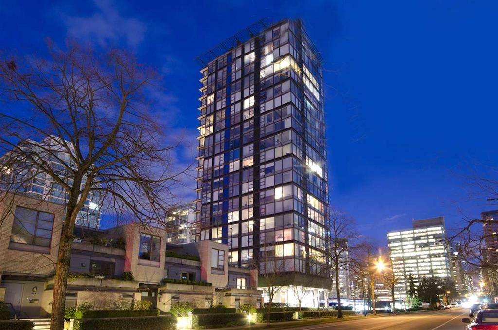 "Main Photo: 1205 1723 ALBERNI Street in Vancouver: West End VW Condo for sale in ""THE PARK"" (Vancouver West)  : MLS® # R2239431"