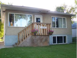 Main Photo: 11606 67 Street in Edmonton: Zone 09 House for sale : MLS®# E4100136