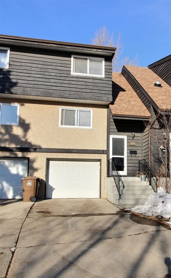 Main Photo: 29 GRANDIN Wood: St. Albert Townhouse for sale : MLS®# E4100156