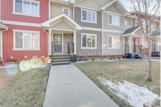 Main Photo: 4 675 Albany Way in Edmonton: Zone 27 Townhouse for sale : MLS® # E4100432