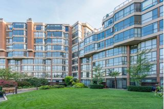 "Main Photo: 209 1470 PENNYFARTHING Drive in Vancouver: False Creek Condo for sale in ""HARBOUR COVE"" (Vancouver West)  : MLS®# R2268174"