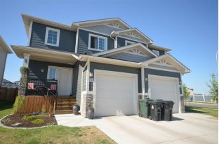 Main Photo: 4 Hazelwood Lane: Spruce Grove House Half Duplex for sale : MLS®# E4112416